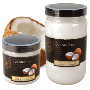 Ojio Coconut Oil