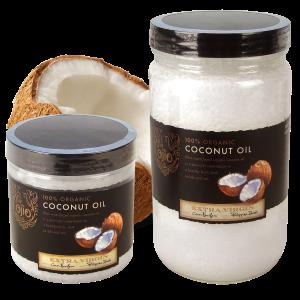 Ojio Coconut Oil